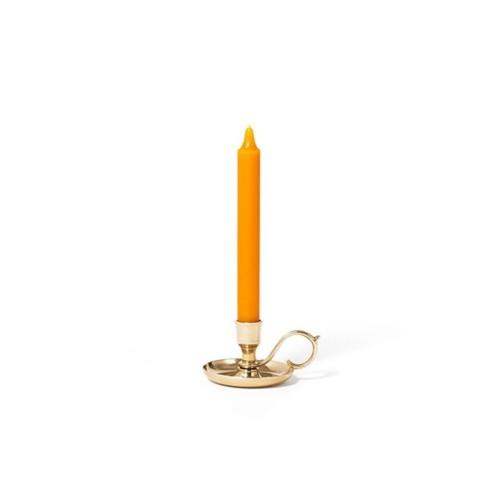 NAUJIENA Cire Trudon aukso spalvos žvakidė (stalo žvakei)